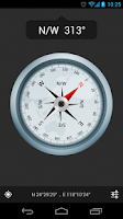 Screenshot of Super Compass