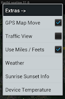 Screenshot of EarthLocation GPS Tracker Info
