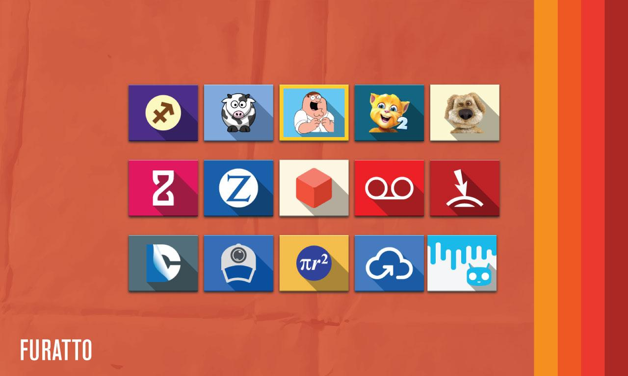 Furatto Icon Pack Screenshot 4