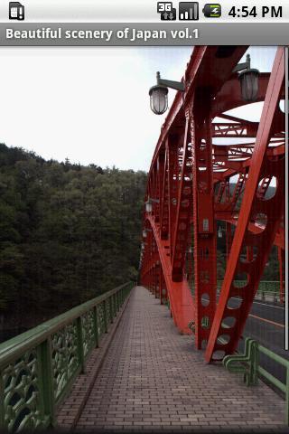Beautiful scenery of Japan 1