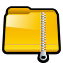 Zip Viewer mobile app icon