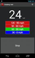 Screenshot of Racing Tester