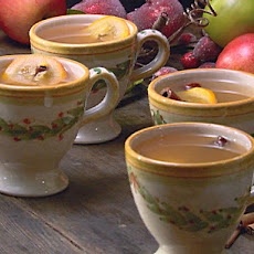 Spiced Lemon Apple Cider