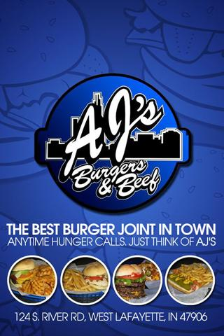 AJ's Burgers Beefs