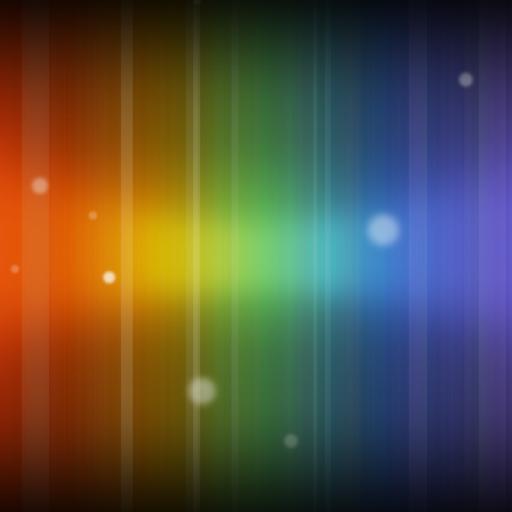 光之譜專業版動態桌布 Spectrum ICS 個人化 App LOGO-APP試玩