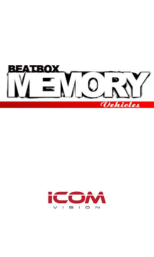 Beatbox Memory – Vehicles