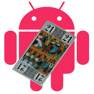 Cover art TarotDroid ++