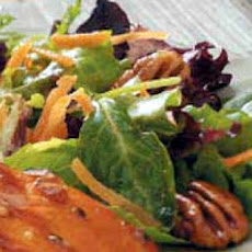 Nutty Fruited Green Salad