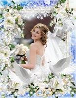 Screenshot of Wedding Photo Frames
