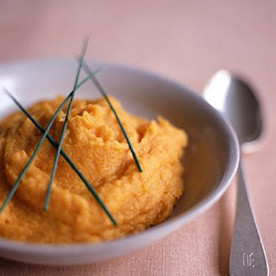 Carrot and Parsnip Puree
