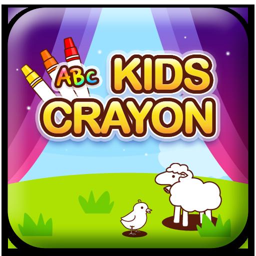 ABC Kids Crayon LOGO-APP點子