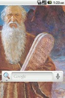 Screenshot of Bible Art Live Wallpaper