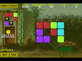 Screenshot of Case Files Vegville Mystery