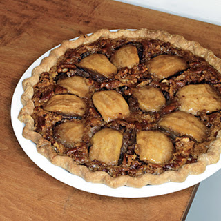 Caramelized-Apple and Pecan Pie