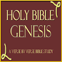 Genesis - The Bible Study App icon