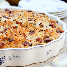 Apple Celery Root Gratin