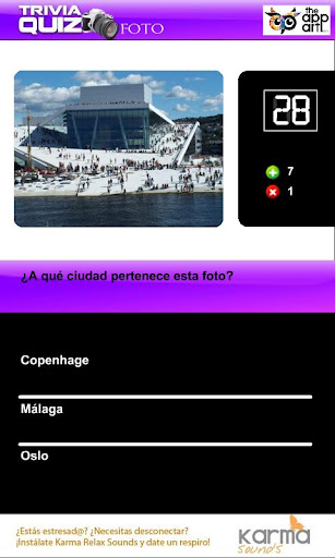Trivia Quiz Foto