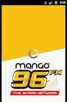 Screenshot of Mango 96 FM Radio