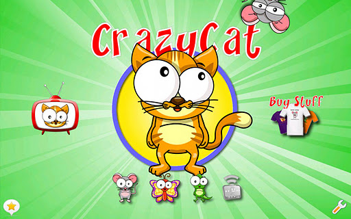 Crazy Cat - The Game for Cats