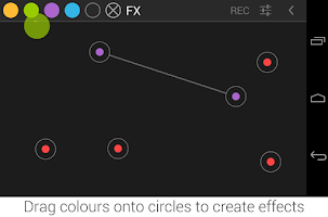 Screenshot of Circle Synth