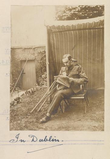 France: Rifleman William Raws