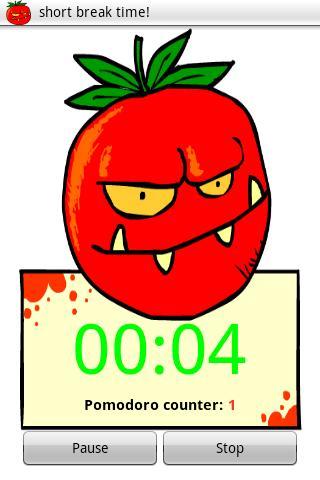Pomodoro Addicted