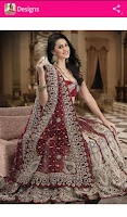 Screenshot of 100+ Bridal Lehenga Designs