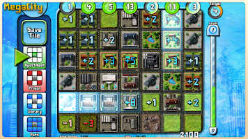 Screenshot of MegaCity