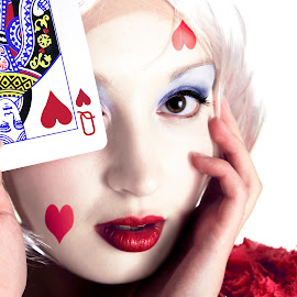 Queen of Hearts by Jason Lovell - People Fashion (  )