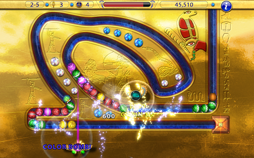 Luxor: Amun Rising HD - screenshot