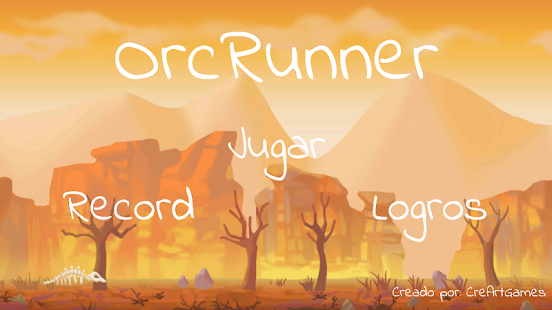 Orc Runner - screenshot
