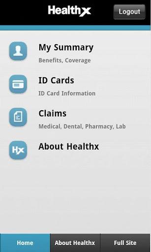 Healthx Mobile