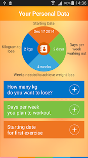 Aphrodite Weight Loss Program - screenshot