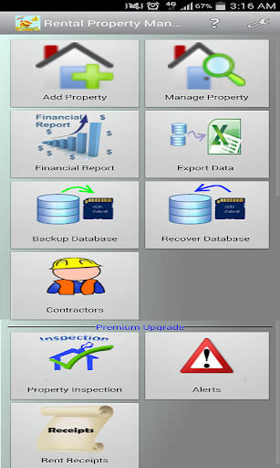 Rental Property Manager - screenshot