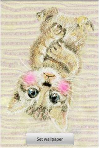 Cat LiveWallpaper