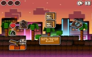 Screenshot of Land-a Panda