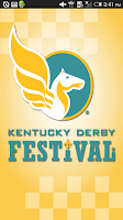 Screenshot of Kentucky Derby Festival