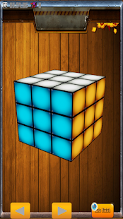 Rubik Cube Professional - screenshot
