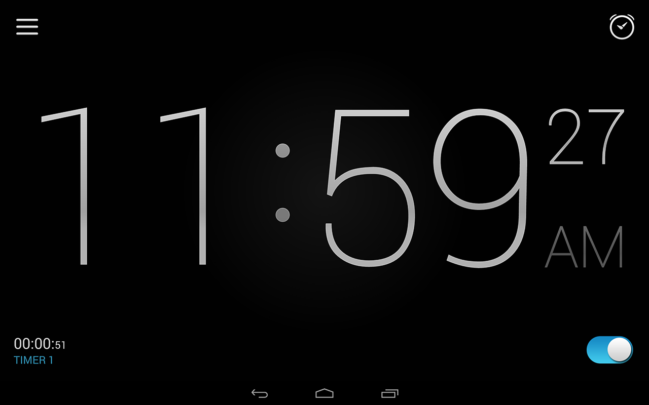 Alarm Clock Screenshot 17