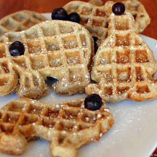 Buckwheat Multi Grain Waffles