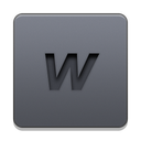 Wallbase HD Wallpapers mobile app icon