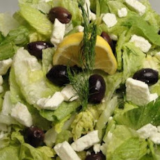 A Different Greek Salad