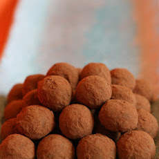 Jasmine Tea-Infused Truffles