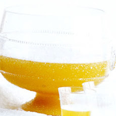 Ginger Pineapple Sparkling Punch