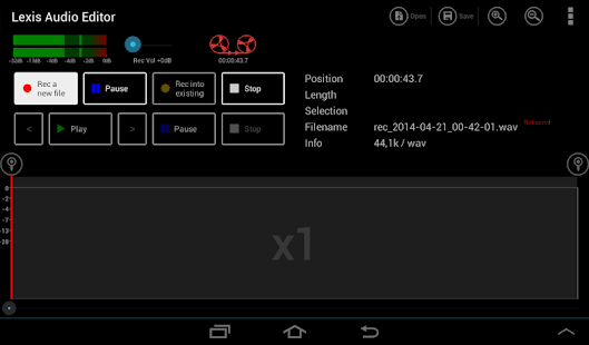 Voice Pro HQ Audio Editor apk - YouTube