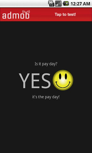 Is it Pay Day-Lite
