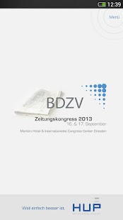 BDZV 2013 - screenshot