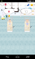 Screenshot of baby hospital games