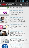 Screenshot of Infokomputer