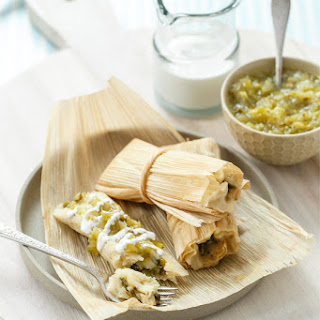 Cheese Tamale Verde Recipes